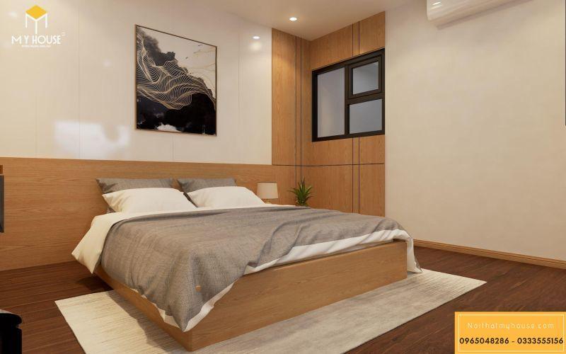 Mẫu thiết kế nội thất căn hộ hiện đại - View 7