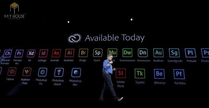 Adobe Creative Cloud (hay còn gọi là Adobe CC) là bộ phần mềm dùng để quản lí tất cả các ứng dụng hiện có của Adobe
