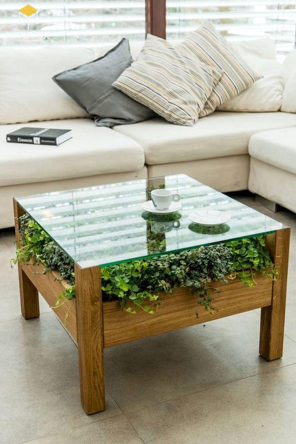 Ý tưởng làm bàn ghế handmade - Mẫu 2
