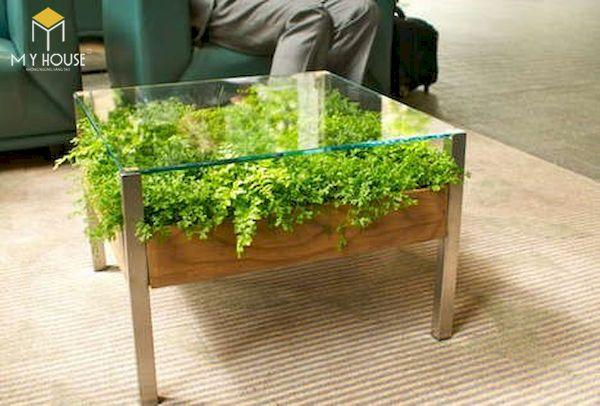 Ý tưởng làm bàn ghế handmade - Mẫu 9