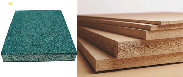 Các loại gỗ công nghiệp làm nội thất