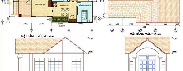 Trình tự cách đọc bản vẽ thiết kế nhà