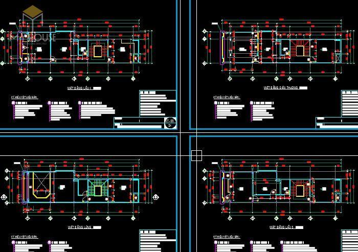 Thiết kế kết cấu là quá trình tính toán, triển khai các phương án từng chi tiết trong kết cấu