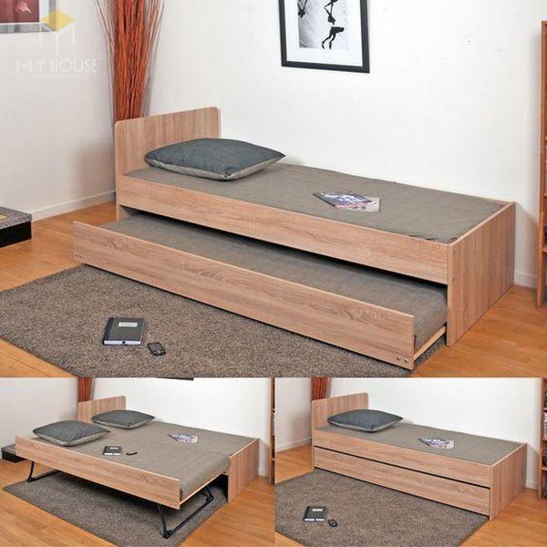 Ghế sofa léo thành giường hiện đại thông minh - Mẫu 20