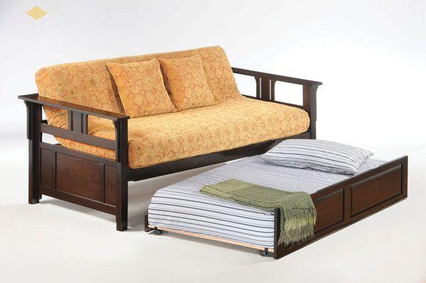 Ghế sofa gỗ kéo ra thành giường 17