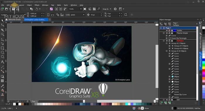 3Ds Max là một phần mềm thiết kế đồ họa 3D