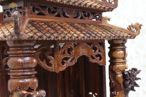 Thiết kế bàn thờ ông địa phổ biến hiện nay - Mẫu 2