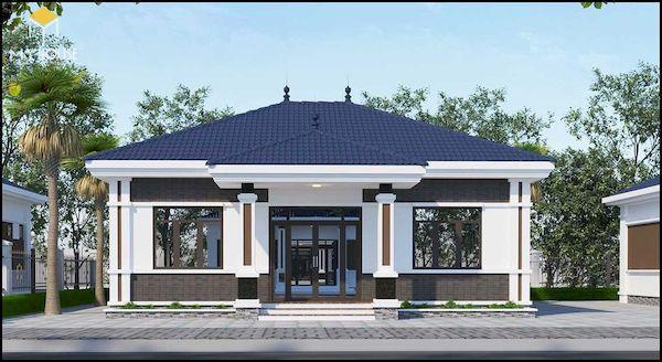 Mẫu sơn nhà đẹp - Ảnh 3