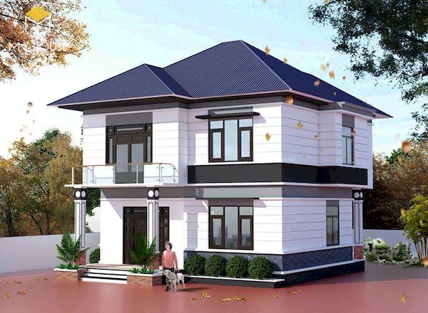 Mẫu sơn nhà đẹp - Ảnh 15