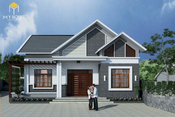 Mẫu sơn nhà đẹp - Ảnh 16