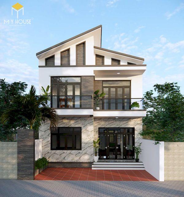 Mẫu sơn nhà đẹp - Ảnh 5