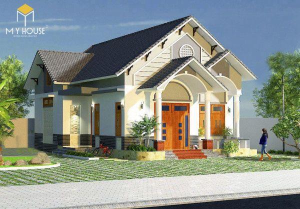 Mẫu sơn nhà đẹp - Ảnh 11