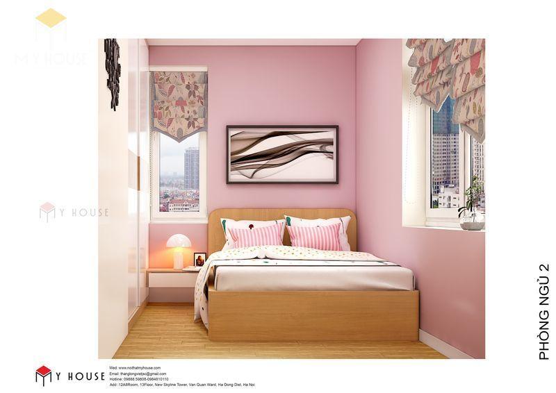 Nội thất phòng ngủ hiện đại tối giản - Phòng 3