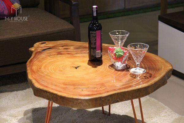 Bàn ghế handmade mộc