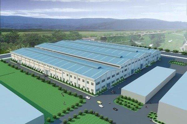 Dự án thiết kế nhà xưởng công nghiệp đã thực hiện - 2