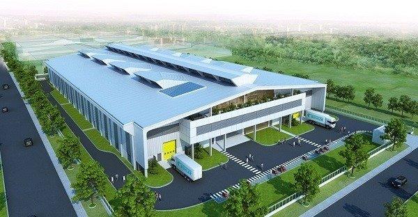 Dự án thiết kế nhà xưởng công nghiệp đã thực hiện - 3