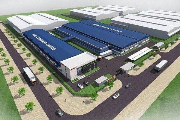 Dự án thiết kế nhà xưởng công nghiệp đã thực hiện - 1