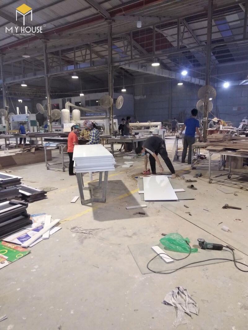 Xưởng sản xuất My House -1