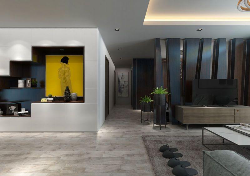 Thiết kế căn hộ Duplex Sunshine city phong cách hiện đại, cao cấp