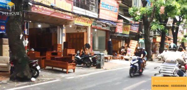 Kinh nghiệm mua đồ gỗ ở Đê La Thành - hình 3