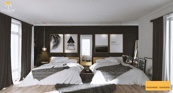 Mẫu thiết kế homestay đơn giản - Hình ảnh 2