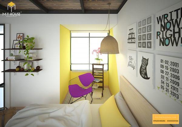Mẫu thiết kế homestay đơn giản - Hình ảnh 12