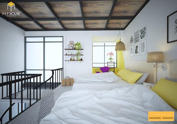 Mẫu thiết kế homestay đơn giản - Hình ảnh 13