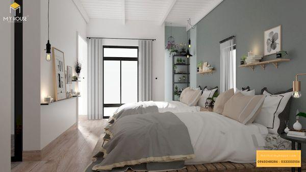 Mẫu thiết kế homestay đơn giản - Hình ảnh 4