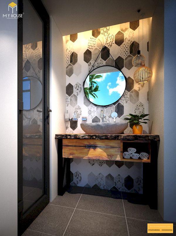 Mẫu thiết kế homestay đơn giản - Hình ảnh 6