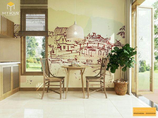 Mẫu phòng homestay cho gia đình đẹp - Hình ảnh 7