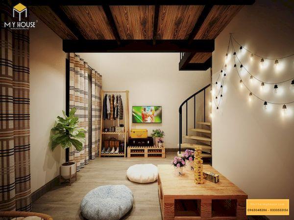Mẫu thiết kế homestay đơn giản - Hình ảnh 8