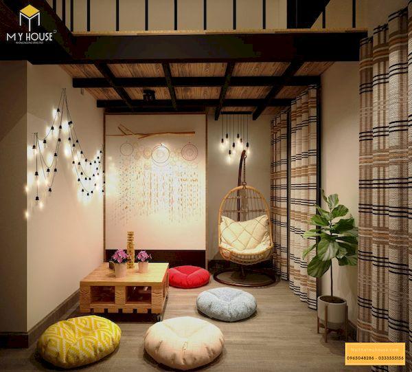 Mẫu thiết kế homestay đơn giản - Hình ảnh 9