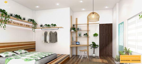 Mẫu thiết kế Homestay hiện đại - Hình ảnh 9