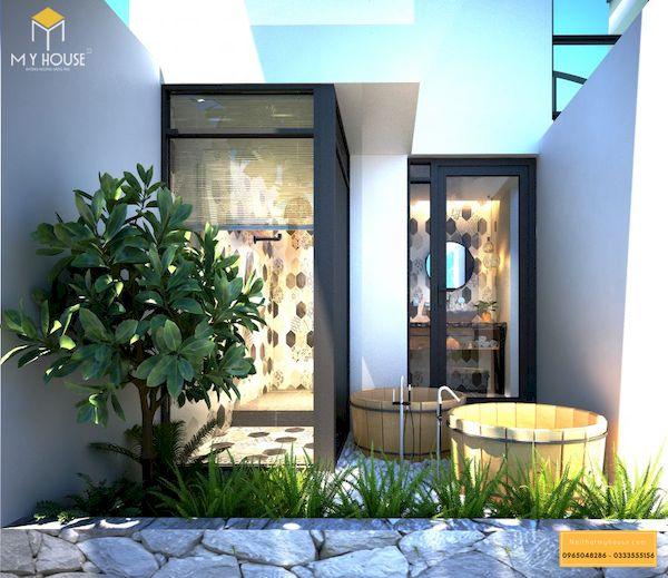 Mẫu thiết kế homestay đơn giản - Hình ảnh 10
