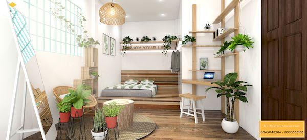 Mẫu thiết kế Homestay hiện đại - Hình ảnh 10