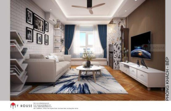 Thiết kế nội thất cao cấp Grandeur Palace Giảng Võ 17