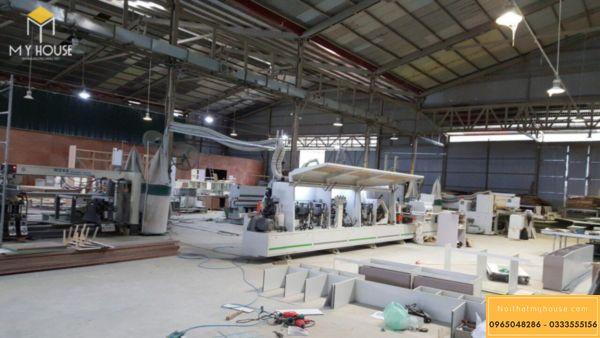 Nhà máy sản xuất nội thất My House - hình 8