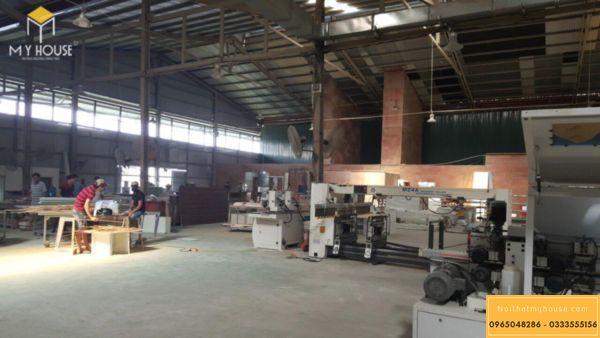 Nhà máy sản xuất nội thất My House - hình 5