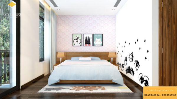 Phòng ngủ Grandeur Palace Giảng Võ