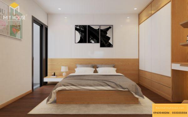Thiết kế nội thất phòng ngủ - hình 10