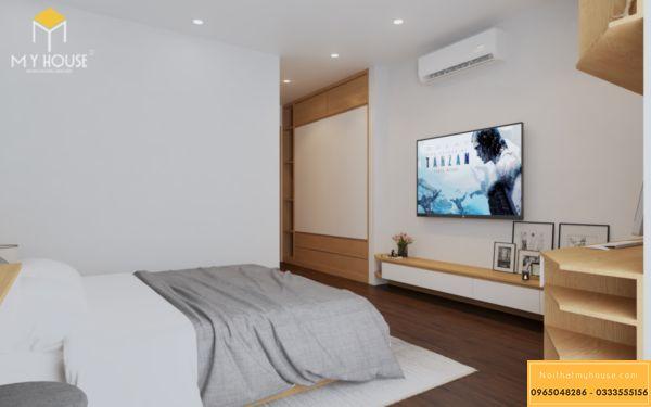 Thiết kế nội thất phòng ngủ - hình 12