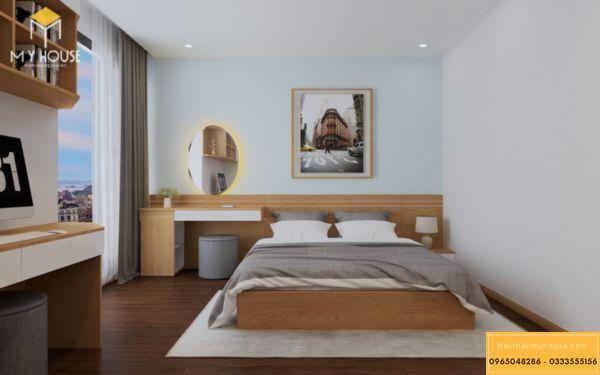 Thiết kế nội thất phòng ngủ - hình 11