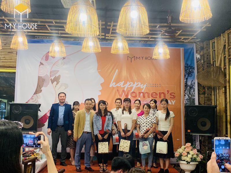My House chào mừng ngày phụ nữ Việt Nam 20/10 35