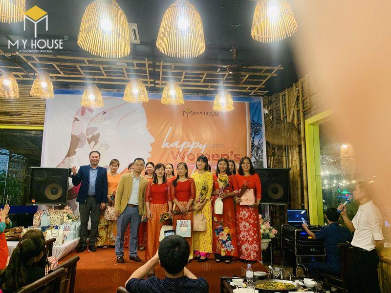 My House chào mừng ngày phụ nữ Việt Nam 20/10 36