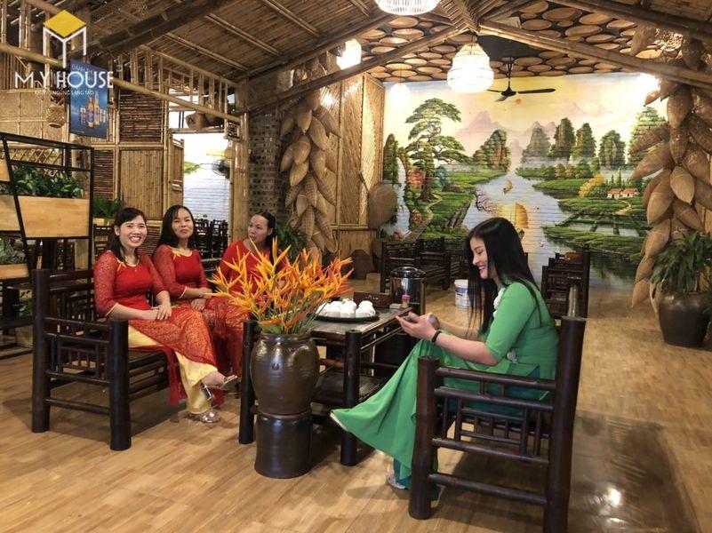 My House chào mừng ngày phụ nữ Việt Nam 20/10 39