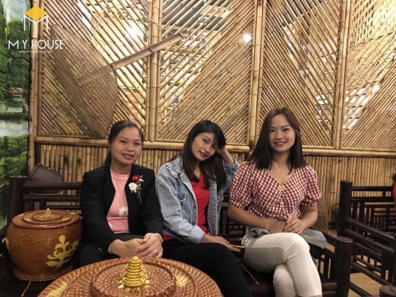 My House chào mừng ngày phụ nữ Việt Nam 20/10 40