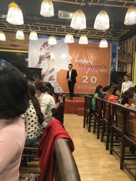 My House chào mừng ngày phụ nữ Việt Nam 20/10 50