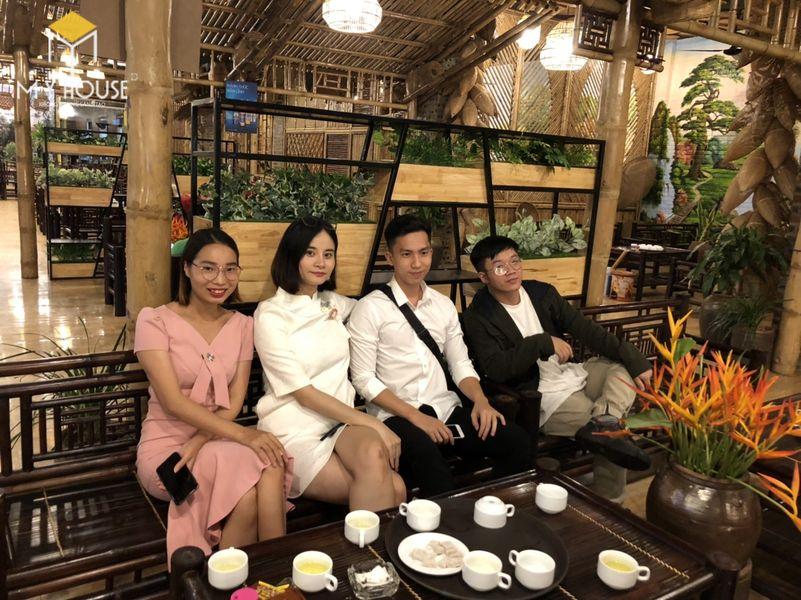 My House chào mừng ngày phụ nữ Việt Nam 20/10 43