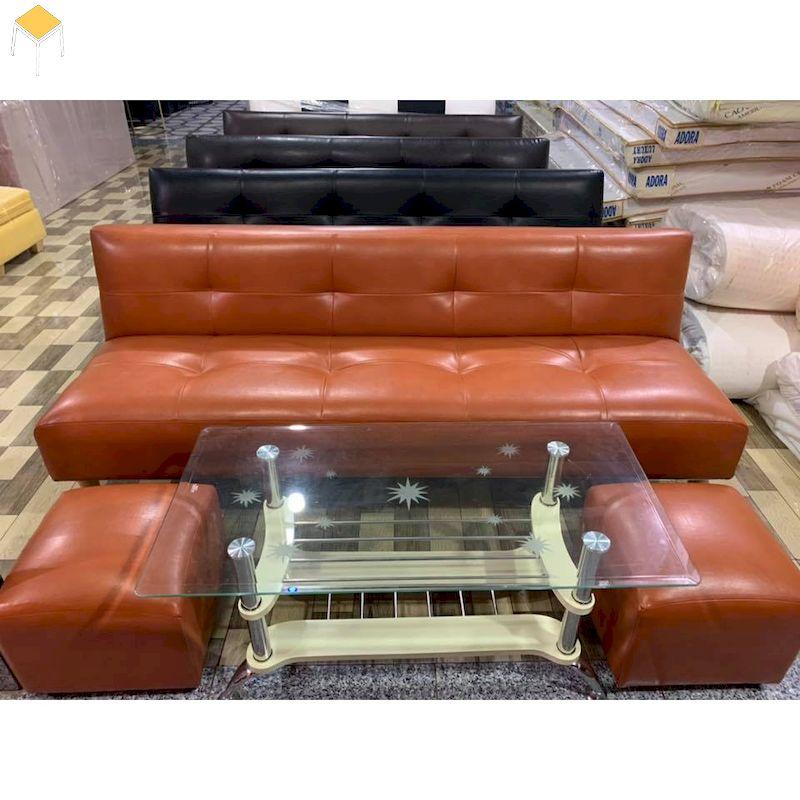 Đôn sofa da đẹp
