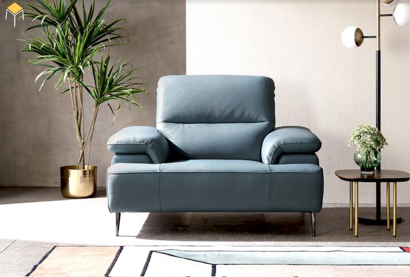 Kiểu dáng sofa phụ thuộc vào diện tích và hình dáng không gian